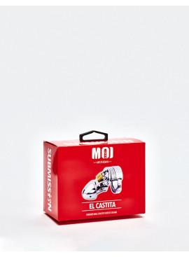Chastity Cage El Castita from the brand MOI packaging