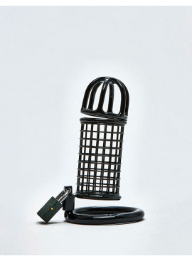 Chastity Cage from Black Line
